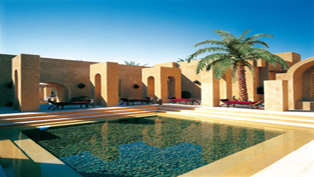 Dubai & Resort no Deserto