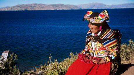 Machu Picchu e o Lago Titicaca