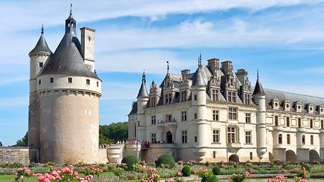 Borgonha + Loire - Renaissance