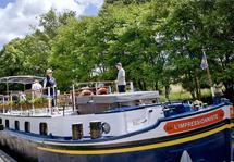 Canal de Borgonha - L Impressionniste
