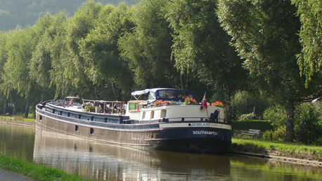 Canal de Borgonha - La Belle Epoque