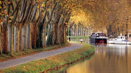Canal du Midi - Enchanté