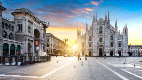 Graciosa Itália: Milão a Roma
