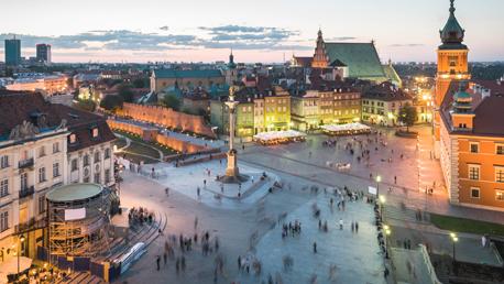 Polônia & Hungria