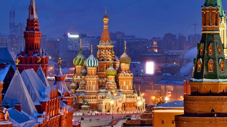 Capitais Imperiais e Rússia