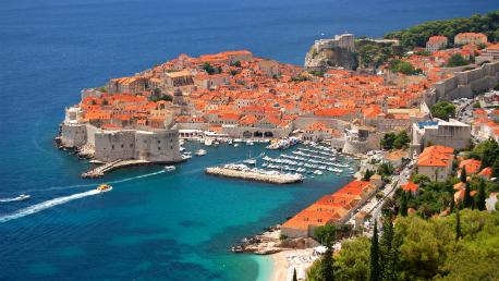Viena a Dubrovnik