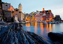 Roma, Toscana e Cinque Terre