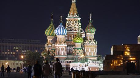 Capitais Russas - Moscou a São Petersburgo