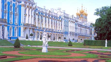 Capitais Russas Completo - Moscou a São Petersburgo