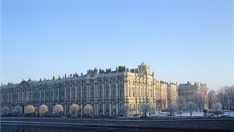Capitais Russas Completo - São Petersburgo a Moscou