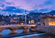 Croácia, Bósnia - Herzegovina e Montenegro de Zagreb a Dubrovnik