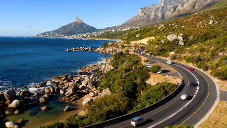 Lendas Sul Africanas com Rota Jardim