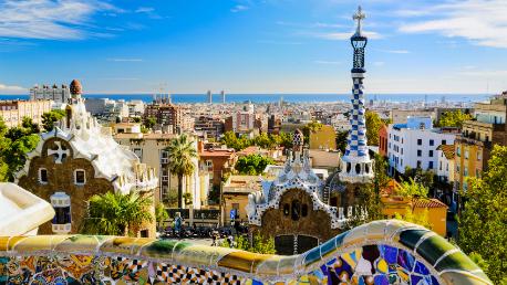 Encantadoras Madri e Barcelona