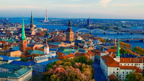 Europa Oriental e o Báltico