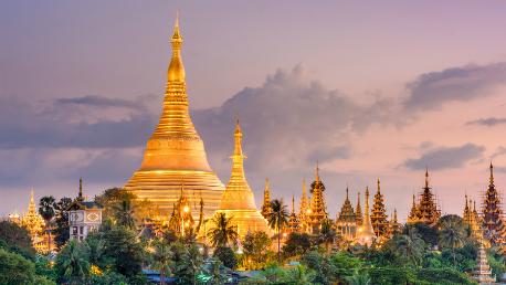 Bangkok com Myanmar