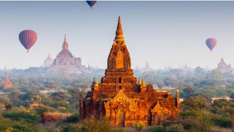 Myanmar Essencial
