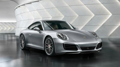 Berlim em Porsche