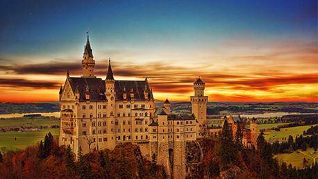 Rota Romântica e Castelos