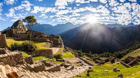 Aventura em Machu Picchu