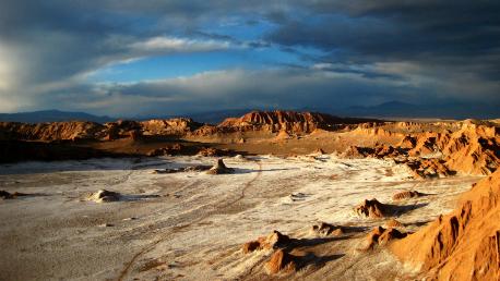 O Essencial dos Desertos Altiplânicos