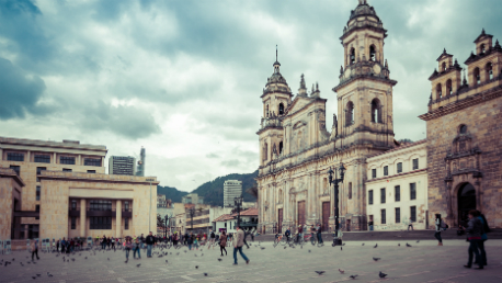 Bogotá e San Andres